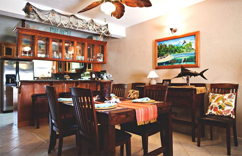 Two Bedroom Beachfront Suites, Pelican Reef Villas