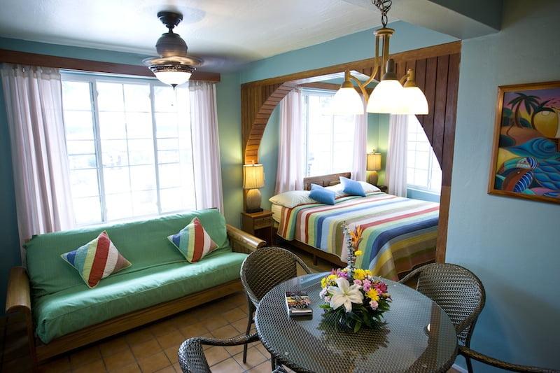Partial Ocean-view Suites, At Blue Tang Inn