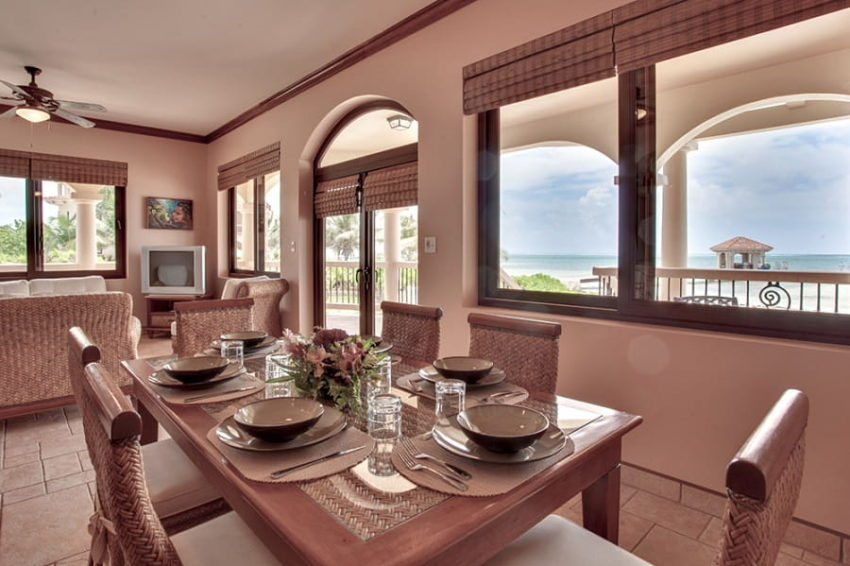 Two Bedroom Seafront Suite, Coco Beach Resort