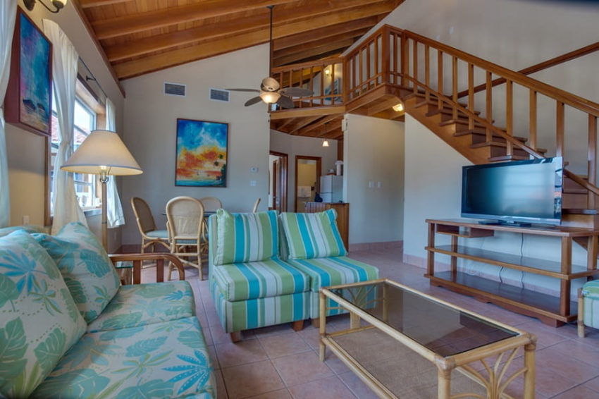 Sea View Lower Level Suite, At Belizean Shores