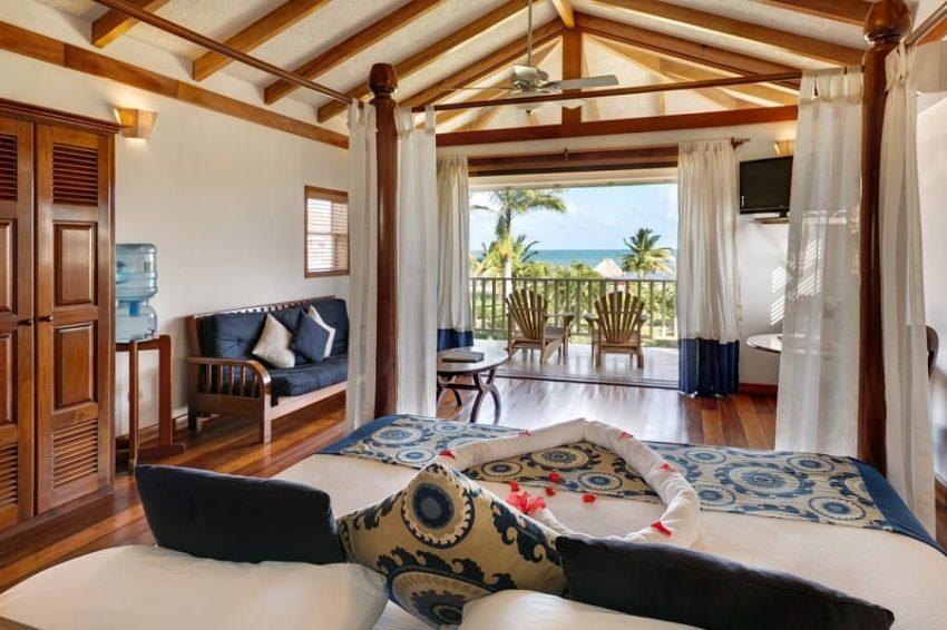 One Bedroom Beach View, Hopkins Bay Resort