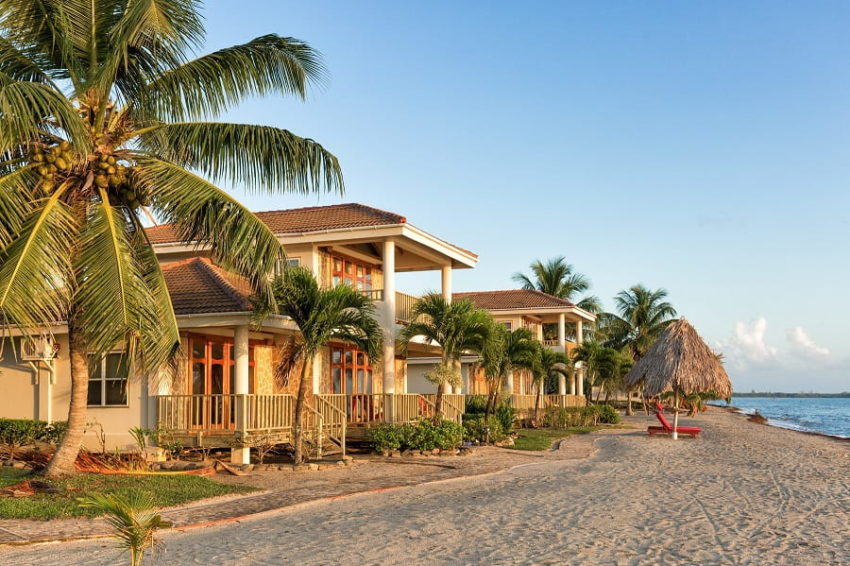Three Bedroom Beachfront, Hopkins Bay Resort