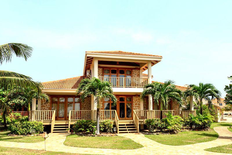 Three Bedroom Beach View, Hopkins Bay Resort