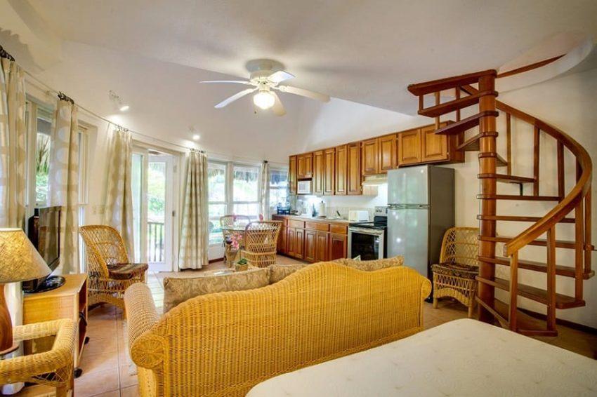 Garden/Ocean View Loft Suite, Xanadu Island Resort