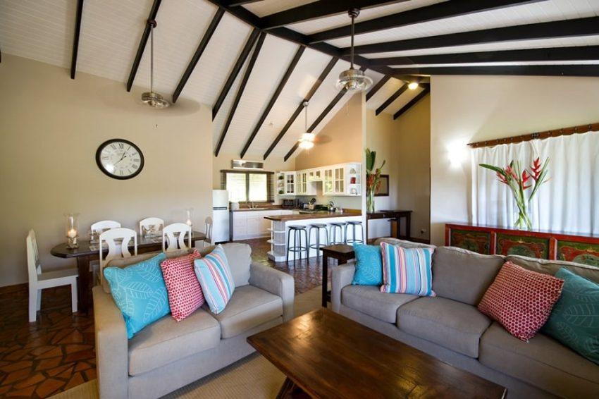 Three Bedroom Family Villa, Copal Tree Lodge