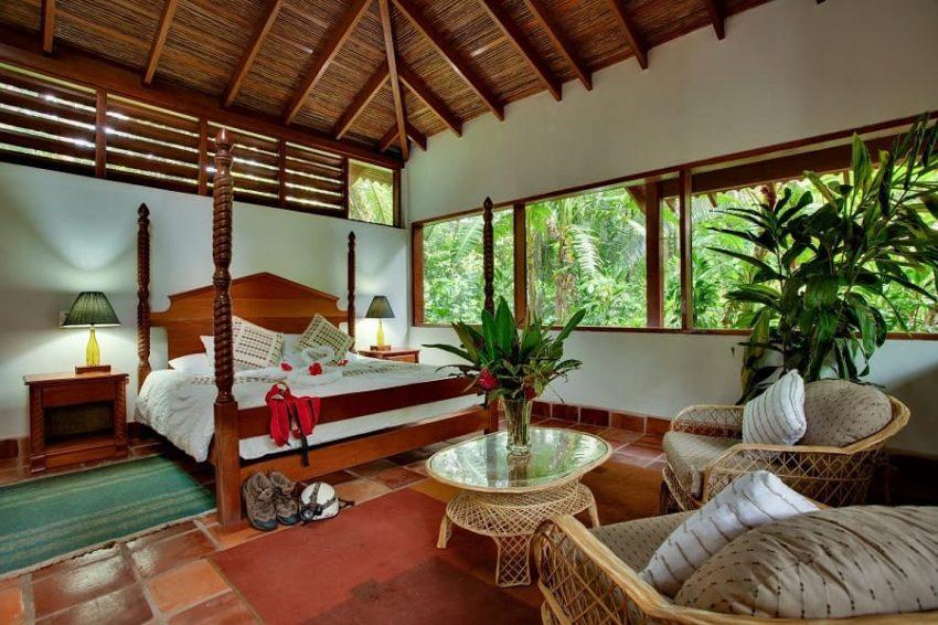 Jungle Bungalows, Cave Branch Jungle Lodge