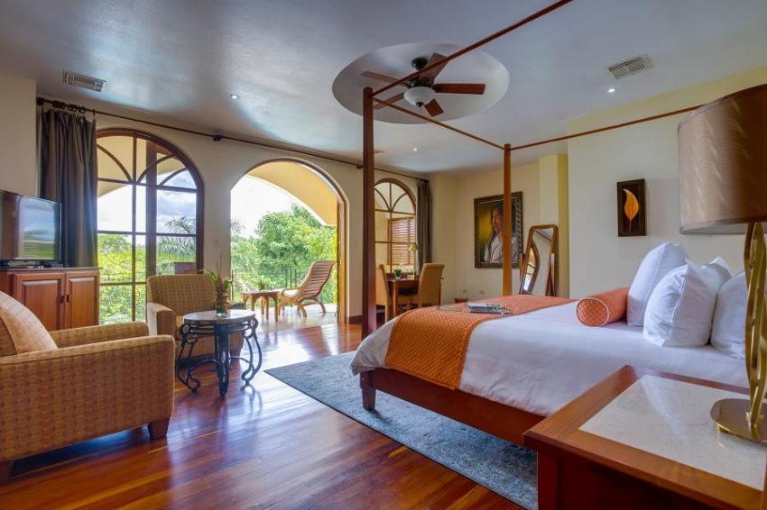 Honeymoon Suite, San Ignacio Resort Hotel