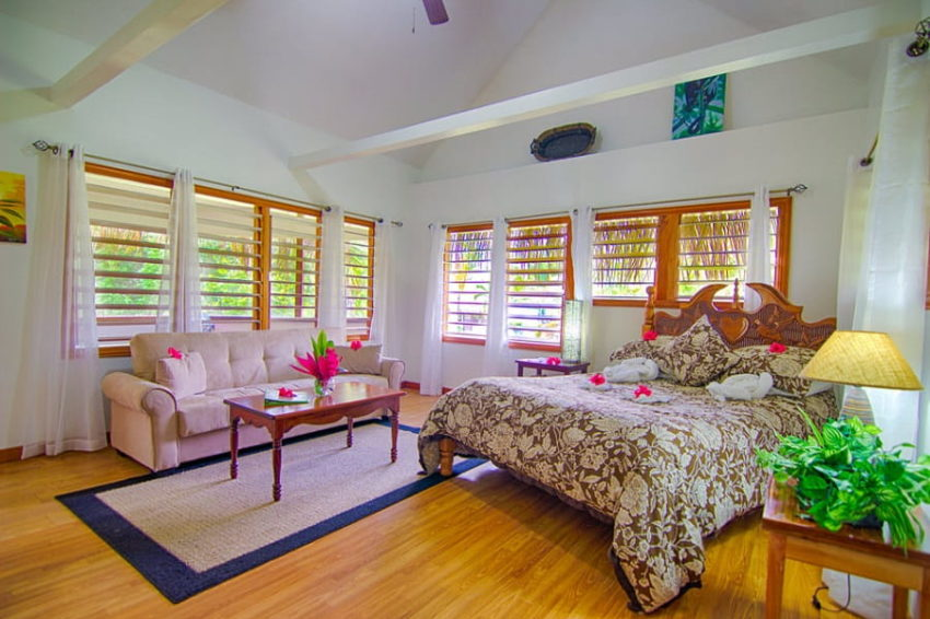 Duplex Casita, Bocawina Rainforest Resort