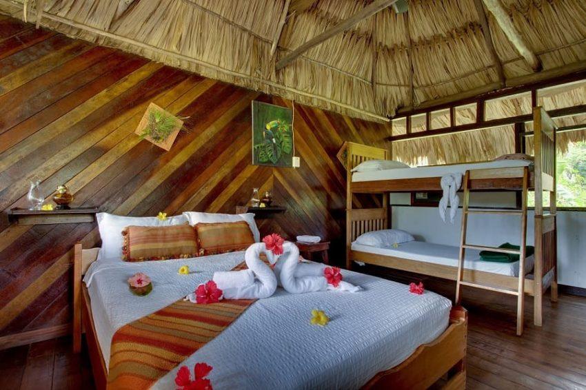 Jungle Cabanas, Cave Branch Jungle Lodge