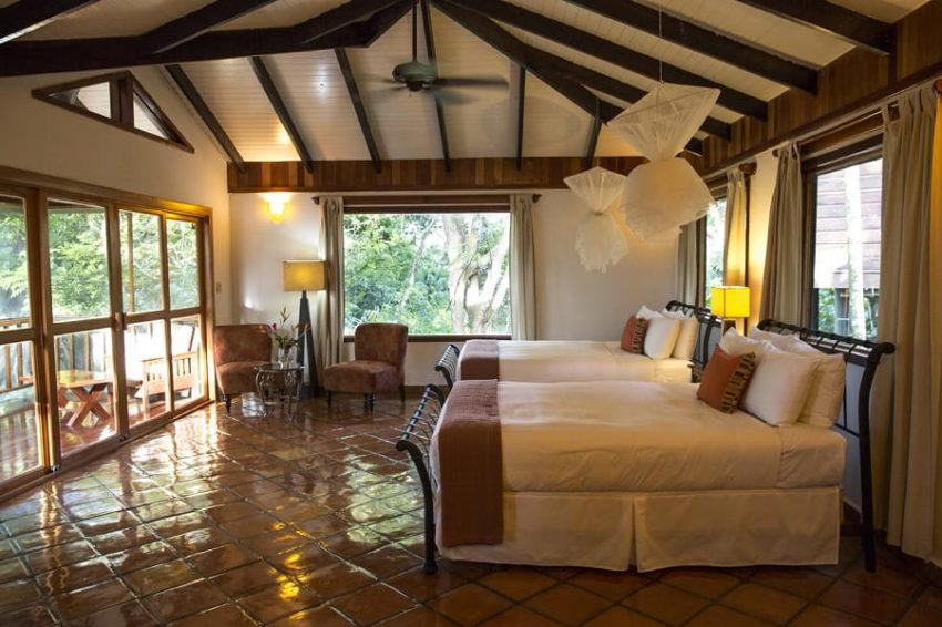 Queen Jungle Suite, Copal Tree Lodge