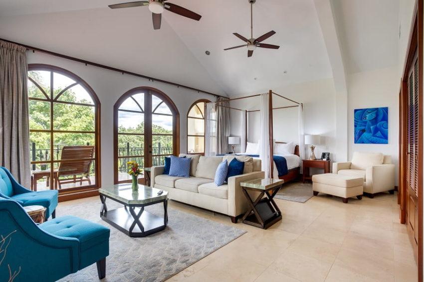 Royal Suite, San Ignacio Resort Hotel
