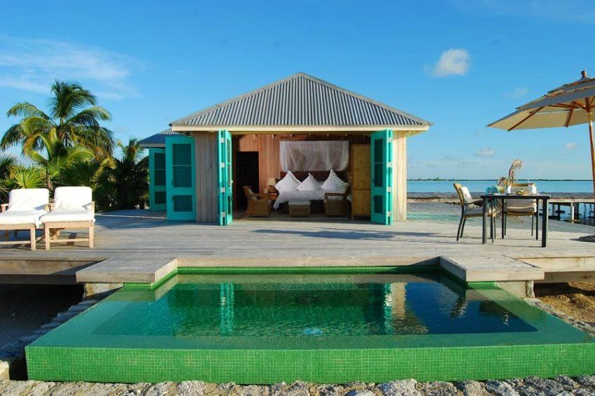 Casa Solana One Bedroom, Cayo Espanto Resort