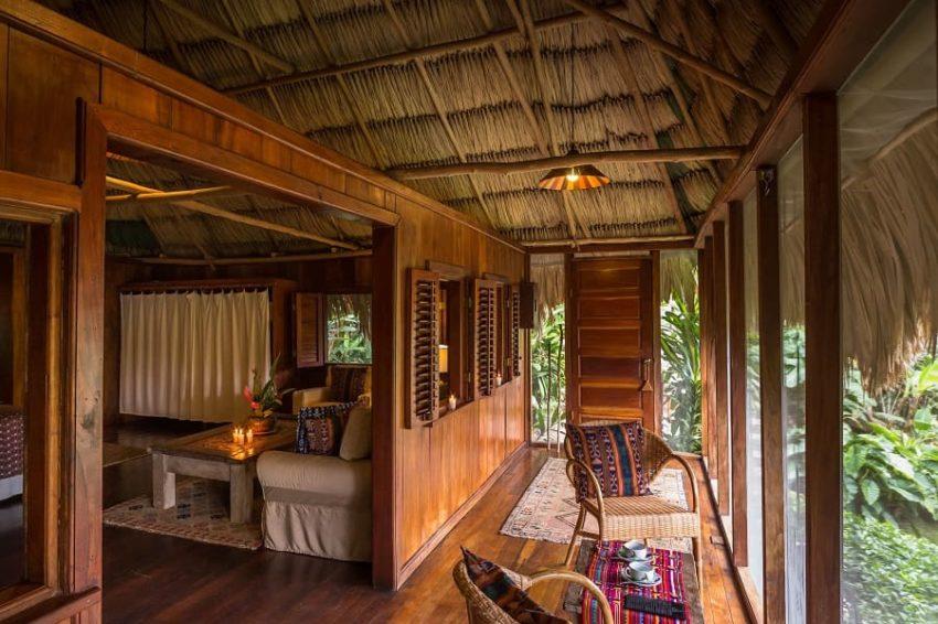 Family Cabana, Blancaneaux Lodge
