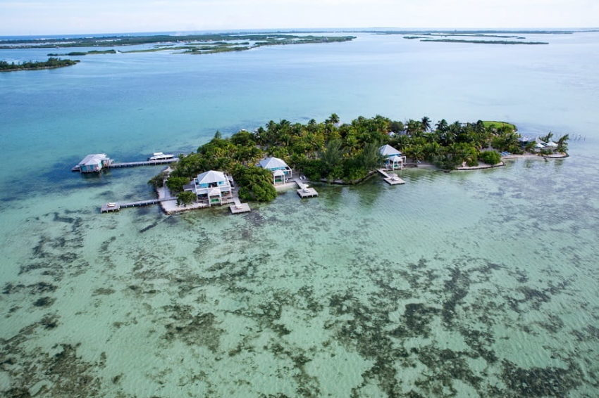Full Island Rental, Cayo Espanto Resort