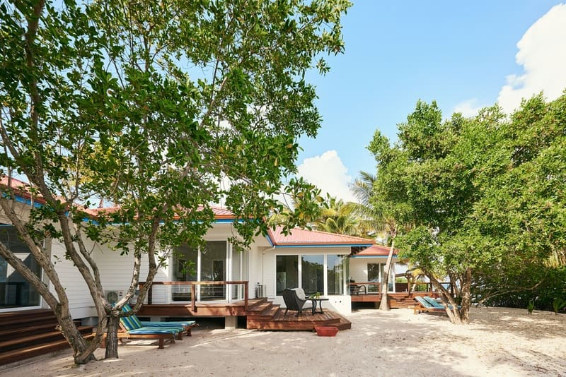 Villa Suite, Ray Caye Island Resort