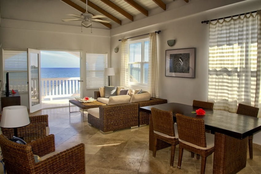 Two Bedroom Oceanfront, Umaya Resort