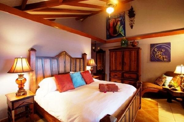 Two Bedroom Partial Seaview Villa Suites, Chabil Mar Villas