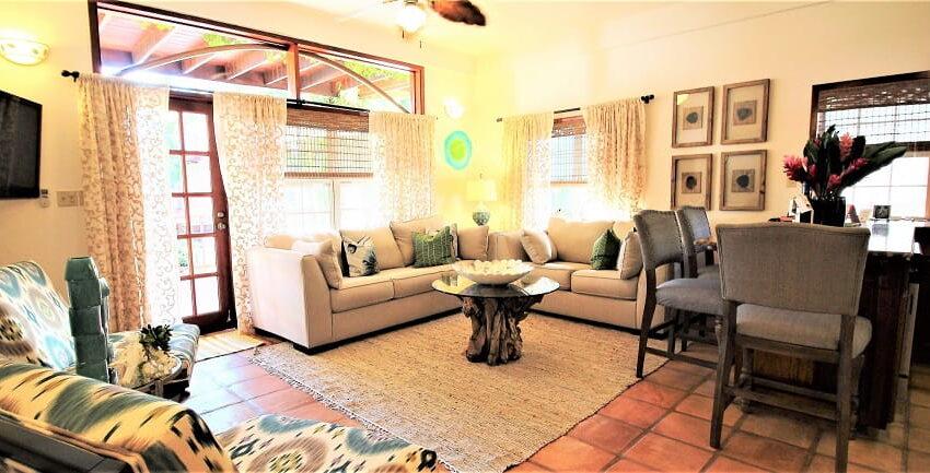 Partial Seaview Suites, Chabil Mar Villas