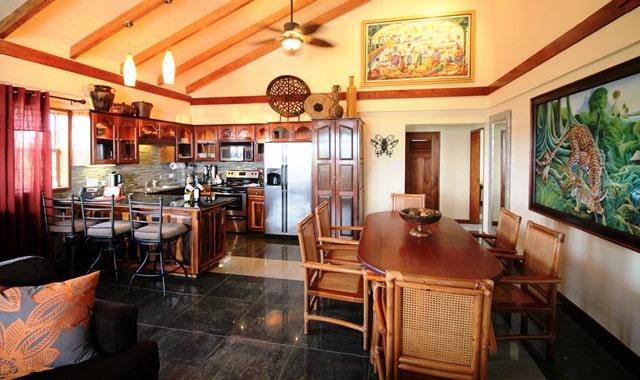 One Bedroom Seafront Villa Suite(Larger), Chabil Mar Villas