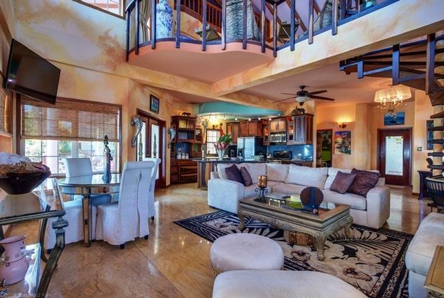 Two Bedroom Seafront Premier, Chabil Mar Villas