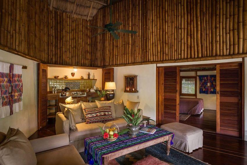 Two Bedroom Villas, Blancaneaux Lodge
