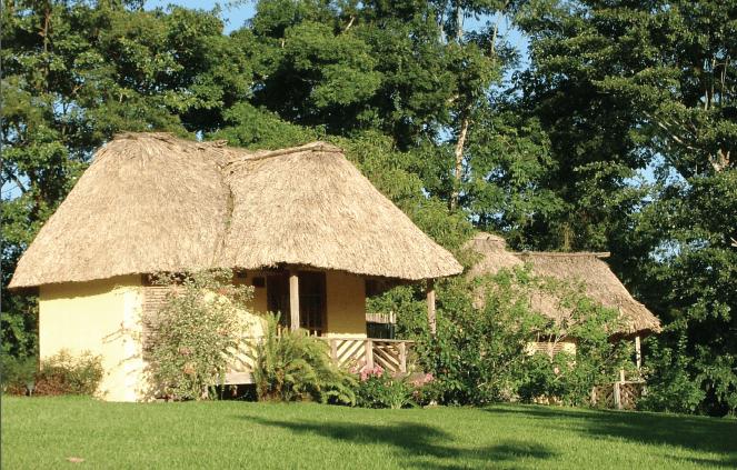 Cabanas, Big Fall Lodge