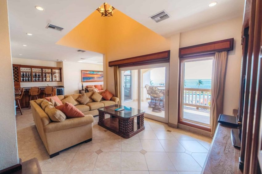 Four Bedroom Condo, Grand Caribe Belize