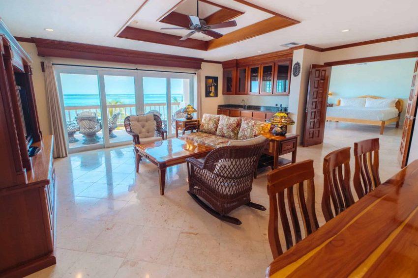 Three Bedroom Condo, Grand Caribe Belize
