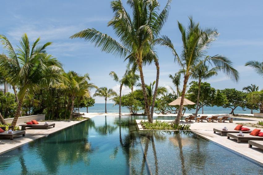 itz'ana resort - pool